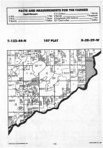 Map Image 004, Crow Wing County 1988